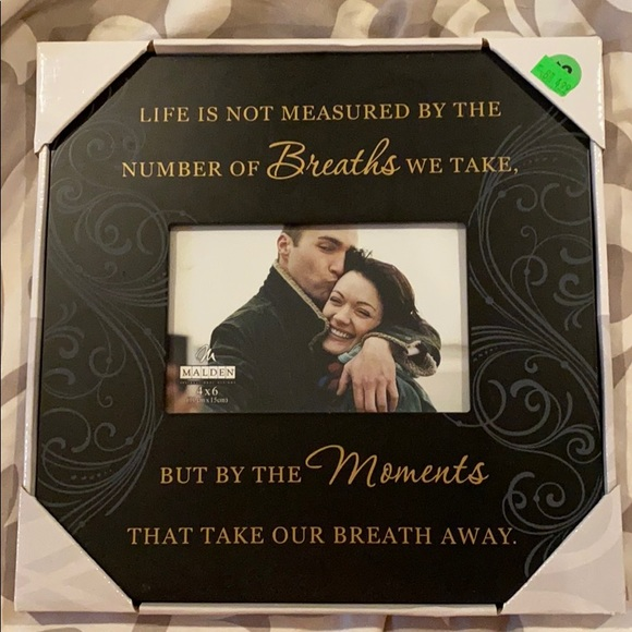 "Malden Other - ""Moments that take our breath away"" Picture Frame"